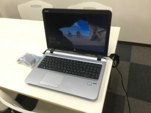 NEWパソコンです!!-001